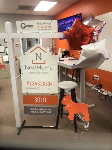 NextHome Gadwood Group and Luke Signage