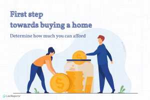 What is your first step to buying a home?